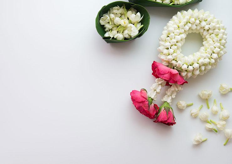 Thai Flower Garland Course