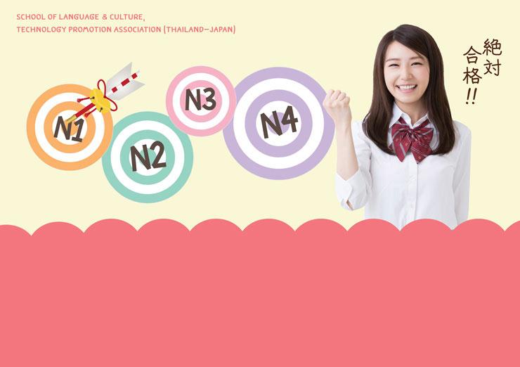 ติวสอบภาษาญี่ปุ่น JLPT (16 ชั่วโมง)